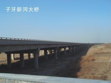 子牙新河大桥工程